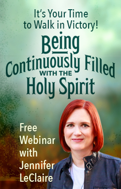 Being Continually Filled with the Holy Spirit