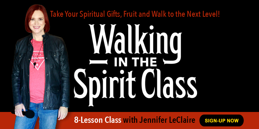 Walking in the Spirit - Join Now